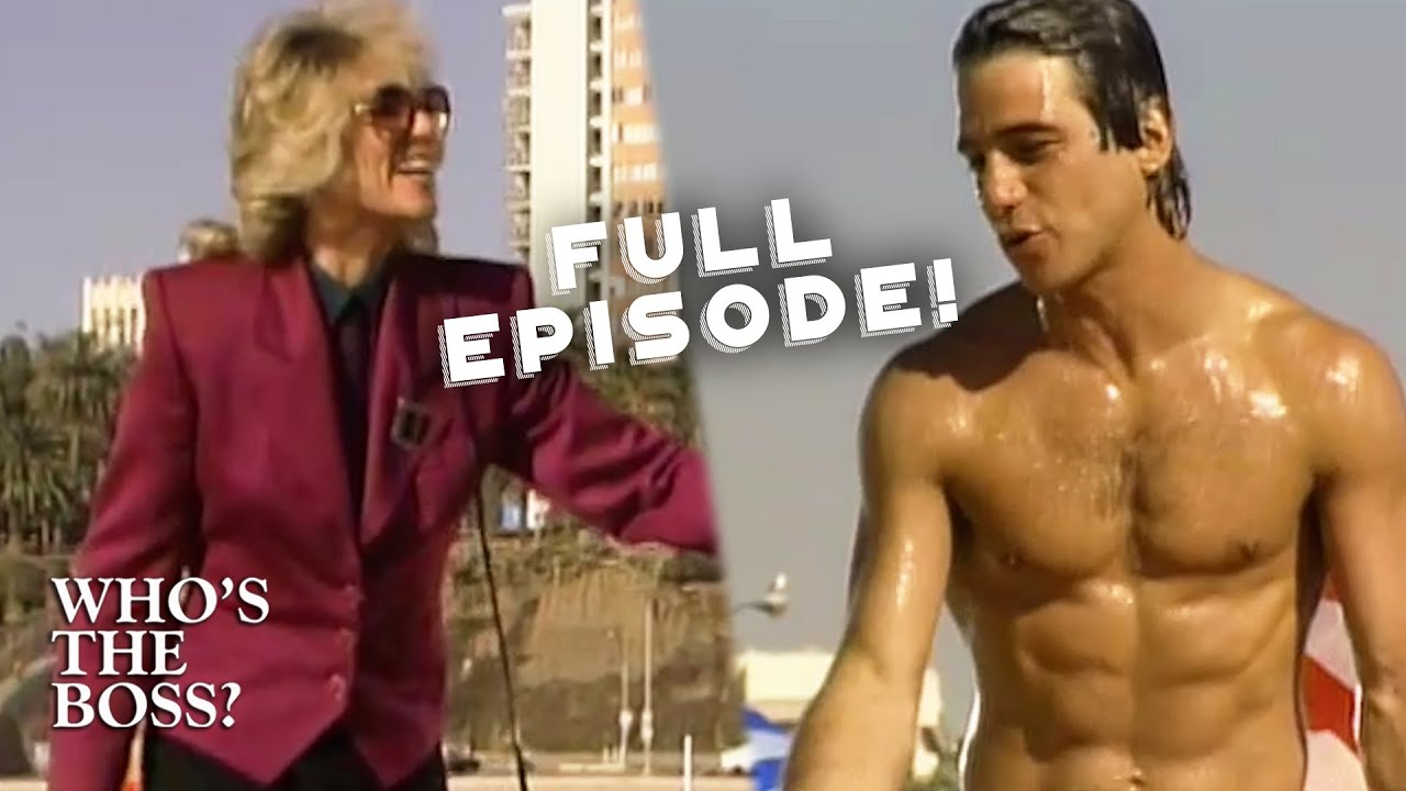 Download The Gang Are In California! FULL EPISODE! | Who's The Boss?