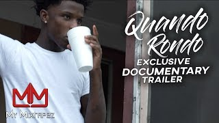 Quando Rondo - The hottest rapper coming from Savannah Georgia [Trailer]