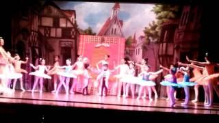 Ballet dance performance of Vernika sharma