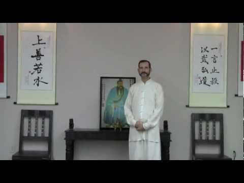 "Sifu Jeffrey James of Longmen Dragongate Tai Chi Chuan Explains ""Sung Breathing"""