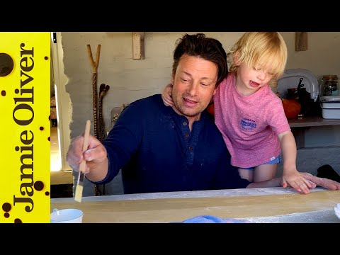 Nettle Ravioli | Jamie Oliver