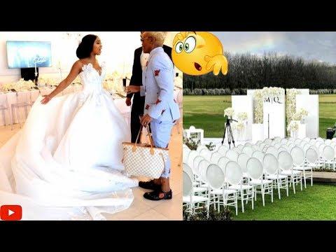 MINNIE DLAMINI'S WHITE WEDDING (#BECOMING MRS JONES)