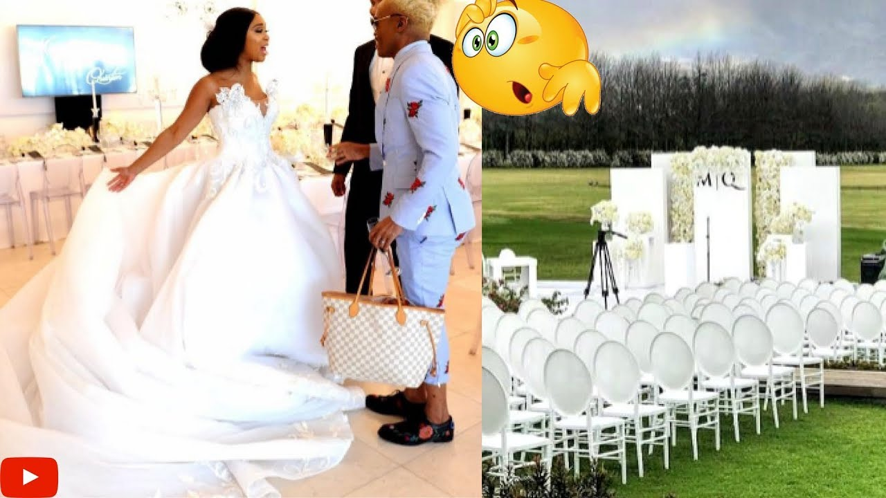 e18cfa25ef0 MINNIE DLAMINI S WHITE WEDDING (BECOMING MRS JONES) - YouTube