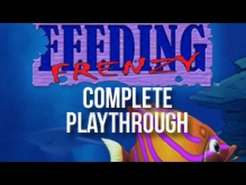 Feeding Frenzy (Playthrough)