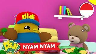 Nyam Nyam Nyam Lagu Anak Anak Indonesia Didi Friends Indonesia