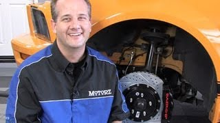 How-To Install a Big Brake Kit & Bleed Your Brakes
