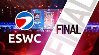 FINALES DEL TORNEO DE LA ESWC PGW 2017 | PREMIOS DE 15.000 EUROS | Clash Royale