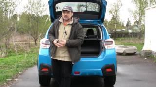 Тест Subaru XV. Входной билет в клуб субаристов. смотреть