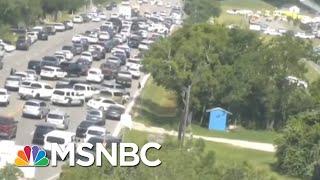Santa Fe High School Shooting Casualties Update | Velshi & Ruhle | MSNBC