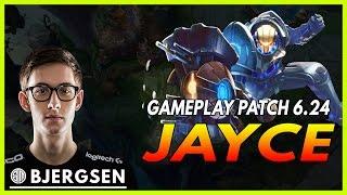 333. TSM Bjergsen Jayce vs Ekko Mid - December 15th, 2016 - Patch 6.24 - Season 7