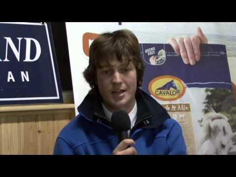 Sarah Curran talk to Thomas O' Brien