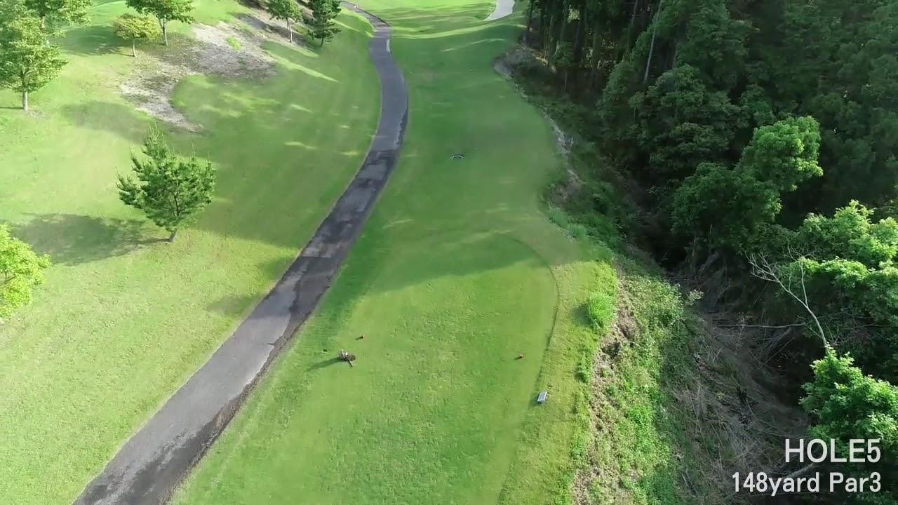 いすみ ゴルフ コース