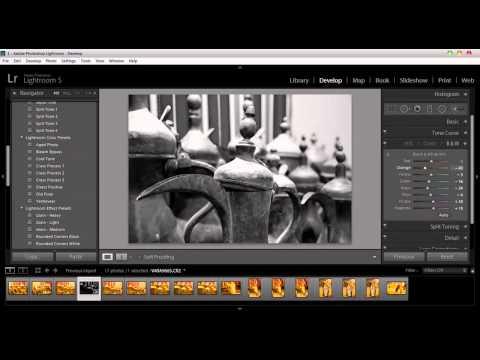 المحاضره السادسة  :: Adobe Lightroom 5
