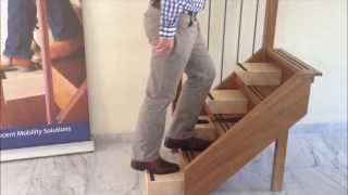 Traplift of zelf bewegen met Easysteppers
