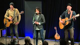 Brandi Carlile - Helplessly Hoping (Bing Lounge)