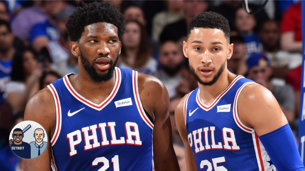 The Sixers should trade Ben Simmons and build around Joel Embiid - Jalen  Rose | Jalen & Jacoby