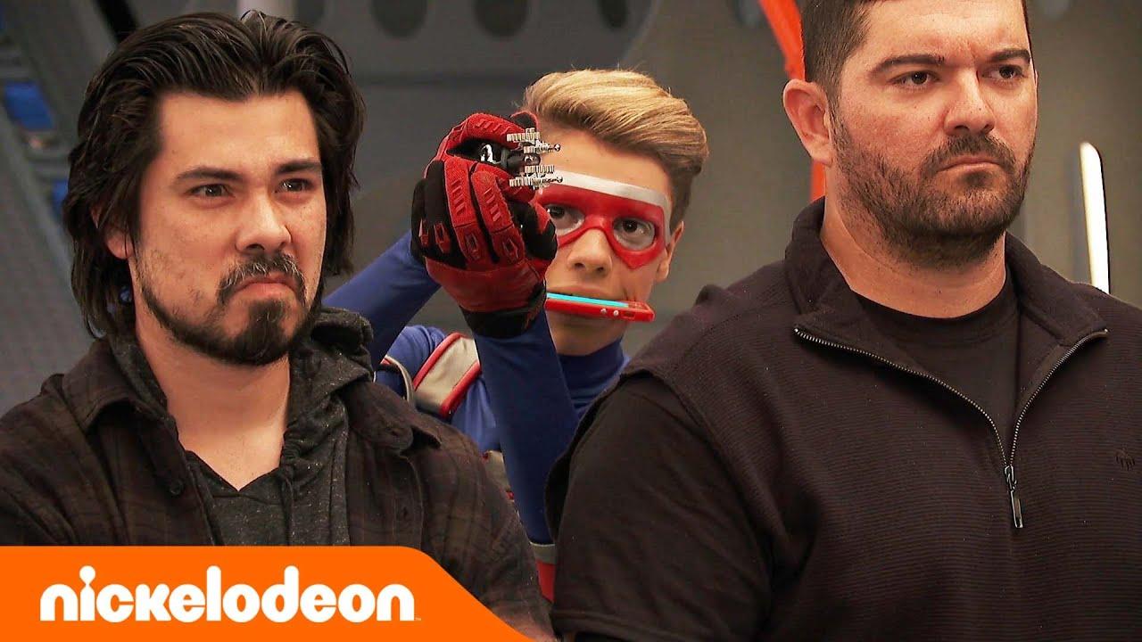Опасный Генри | Опасные игры | Nickelodeon Россия