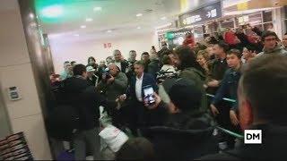 Sergio García: «No me esperaba un recibimiento así»