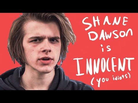 Shane Dawson Is 100% Innocent