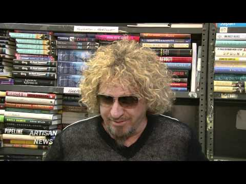 SAMMY HAGAR BOOK RED #1 ON NEW YORK TIMES BEST SELLERS LIST