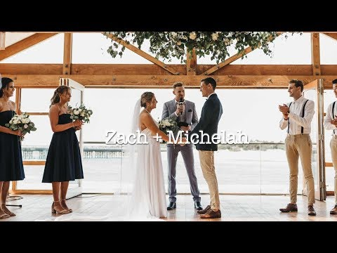 Barwon Heads Waterfront Wedding || Zach + Michelah