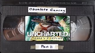Uncharted: Drake's Fortune - Part 11 │ Help the economy; get a sex change