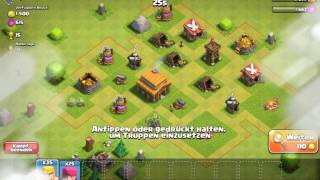 Clash Of Max/Clash Of Clans#3 Folge,wir greifen online an.