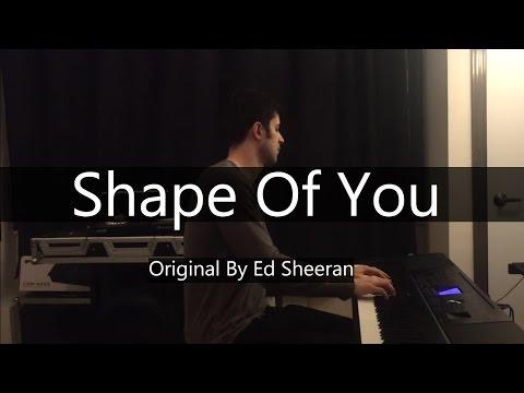 """Shape of You"" - Ed Sheeran (Piano Cover) - Niko Kotoulas"