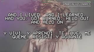 ❓ you all over me(taylor's version)(from the vault) - taylor swift & maren morris (lyrics/español) ❓