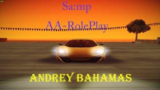 AA-RolePlay Робота ''Далекобійник''