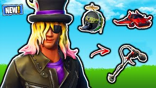 FORTNITE NEW STAGE SLAYER SKIN & SYNTH STAR SKIN! FORTNITE ITEM SHOP UPDATE! DAILY ITEM SHOP UPDATE