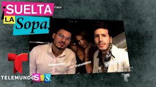 Shannon de Lima y Sebastián Yatra de fiesta en yate de Marc Anthony | Suelta La Sopa | Entreteni
