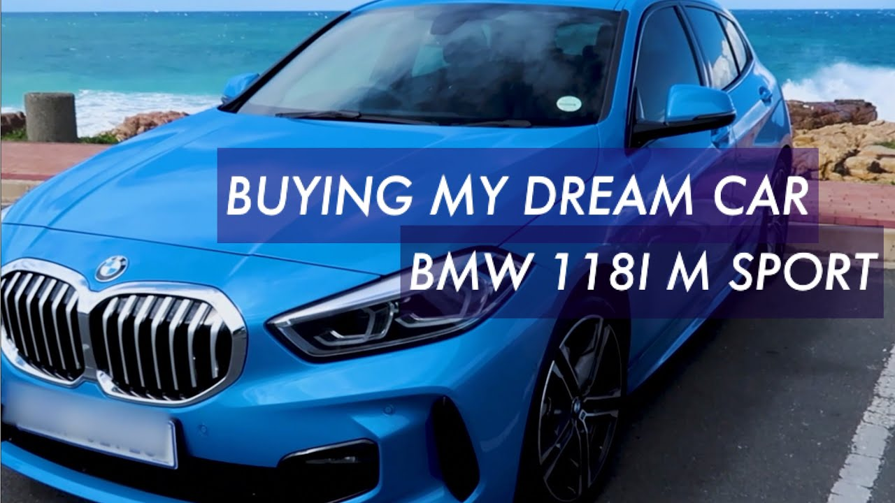 My New Car   BMW 118I M Sport