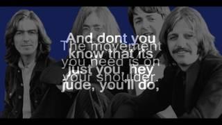 Beatles: Hey Jude [karaoke] [low key -1] 320 kbps (PauloAC)