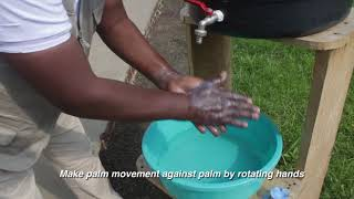 Stop Diseases like Ebola - How to wash your hands?