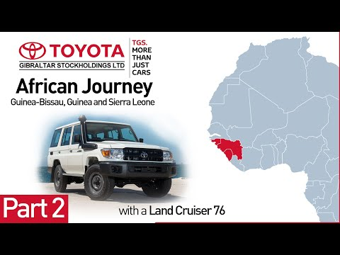 African Journey – Guinea-Bissau, Guinea and Sierra Leone (Part 2)