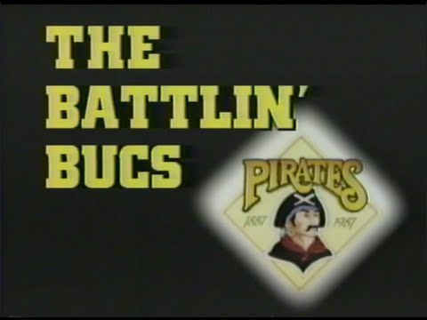 The Battlin' Bucs: The First Century of the Pirates