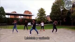 Wisin Vacaciones Zumba Lyrics