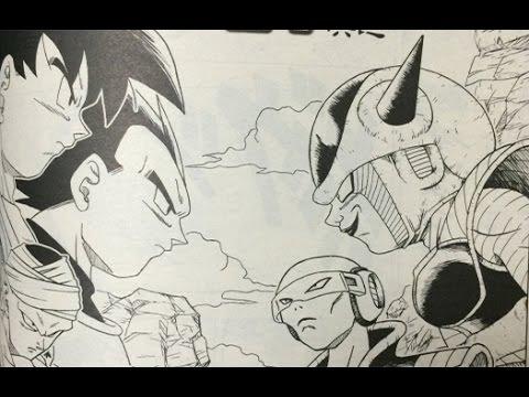 Dragon Ball Z Revival of F/MANGA PREVIEW AQUI/XENOVERSE UN EXITO