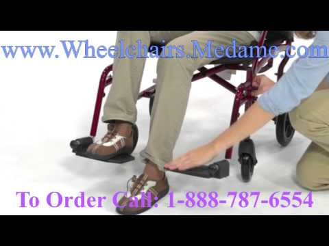 Affordable Lightweight Transport Chairs & Wheelchairs
