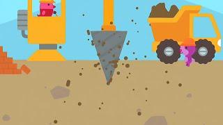 Sago Mini Trucks and Diggers by Sago Sago - Brief gameplay MarkSungNow