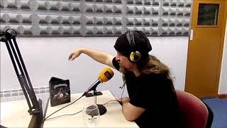 Derrame Rock 02-05-2019 Entrevista a Alberto Rionda de Avalanch (El Secreto)