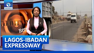 FG Orders Heavy Vehicles To Leave Ogere Road   Eyewitness Report
