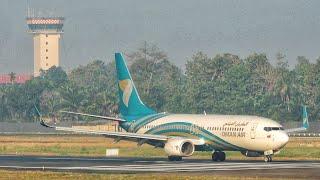 11 minutes of Plane Spotting at Cochin Int'l Airport [HD]