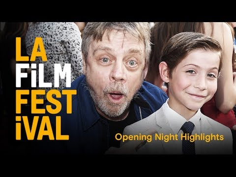 OPENING NIGHT HIGHLIGHTS 'Book of Henry' premiere | 2017 LA Film Festival