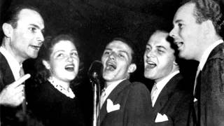 """Tommy Dorsey, Frank Sinatra & The Pied Pipers - """"Free For All"""""""
