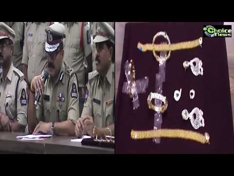 Theft in 13 states of India by one person   Most Wanted criminal arrested by Hyderabad Police