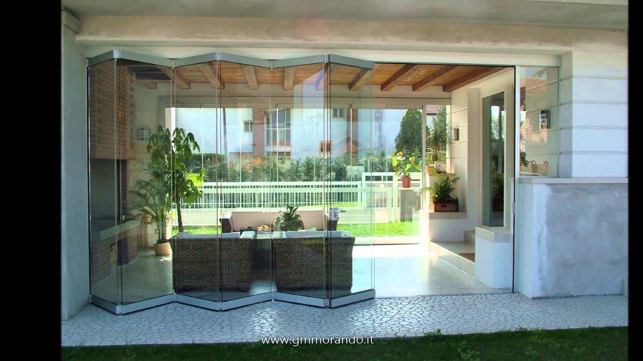 Verande dehor porticati giardini d 39 inverno terraces - Verande giardino d inverno ...