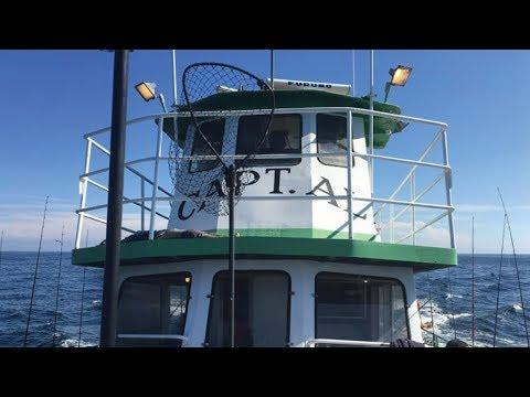 Fishing On The LEGENDARY Captain Al For JUMBO Porgies And Sea Bass