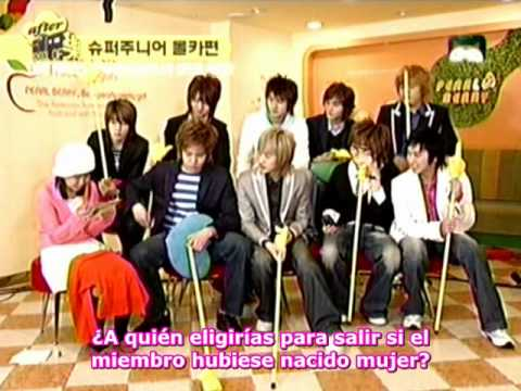 【SUB ESP】 Super Junior - After School of Rock Videos De Viajes